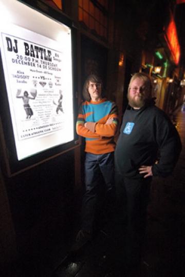 Alex Jacobs & Jeroen Kuster