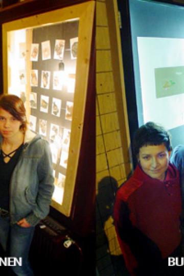 Angelica Fernandez & Mieke Blees