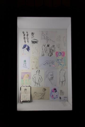 Arielle Fenton / drink & draw