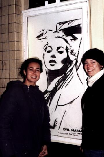 Evil Maria; Evelien van Vugt & Mary Pelders