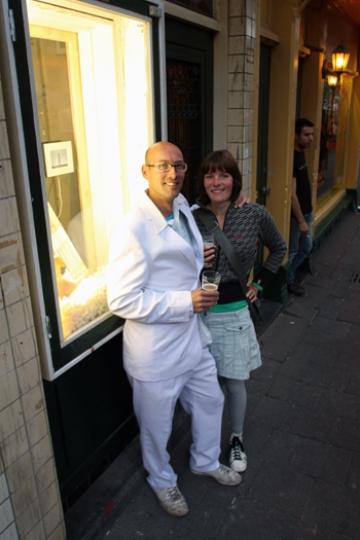 Oscar Prinsen en Esther Tamboer