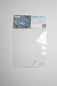 Value Products - Roman Dental Floss Harp < 2011A.D.